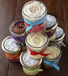 mais uma utilidade para os potinhos, cupcake!