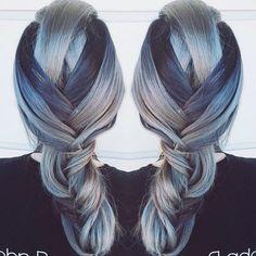 Hair by @oshtash