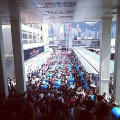 Doraemon in the crowd - @synthialsy- #webstagram