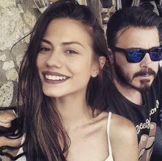 Demet Özdemir - Ataberk Oral Scarlet Witch, Pure Beauty, Turkish Actors, Muse, Mirrored Sunglasses, Hair Beauty, Turkey, Daughter, Celebrity
