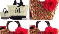 #personalized #streetfashion #handmade #crochet #bag #design #tinyextravagance #summer #2016 #handbag #initials #flowers #instadaily #downtown #lebanon #tel📞791002245/6/7/8/9 #whatsup 70365654 #laboutique #onlineshopping #👍 #🛍