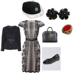 funeral attire?, created by arabellasmama.polyvore.com