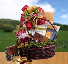 Comfort Collection Basket | Buy at All About Gifts & Baskets (http://www.aagiftsandbaskets.com/comfort_collection_basket.html)