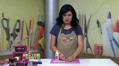 Ateliê na TV - TV Gazeta - 12.04.16 - Patricia Karagulian Mini album