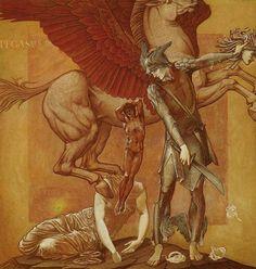 L'art magique: Méduse, la Gorgone