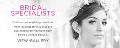 Tami Scott Bridal services offer a the full package. Consulting, planning, and in person availability, our stylists' work is custom to you!