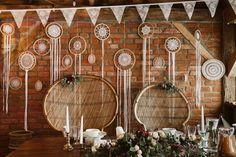 Dzieło Vi-vum - wypożyczalni dekoracji na ślub i wesele. Wreaths, Wedding, Home Decor, Valentines Day Weddings, Decoration Home, Door Wreaths, Room Decor, Deco Mesh Wreaths, Weddings