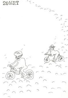 Tijl en Stijn dokkeren over de kasseien vanParis-Roubaix