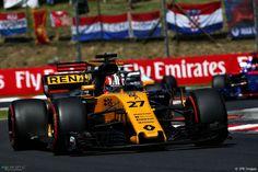 P17, Nico Hulkenberg, Renault, Hungaroring, 2017