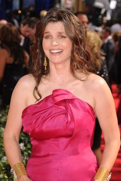 Julia Ormond at the Emmy Awards