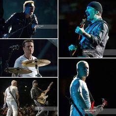 11.05.2011 360 Tour: Azteca Stadium - Mexico City, Mexico. #U2 #Bono #TheEdge #AdamClayton #LarryMullenJr #360Tour