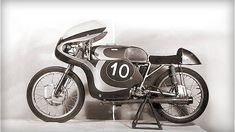 Classic modfication motorcycle. Related image
