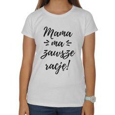 Koszulka damska najfajniejsza dziewczyna z całej wsi