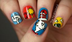 Oh the places you'll go and the crazy nails that you'll see: 44 unique manis from @geeksugar and @CutexUS