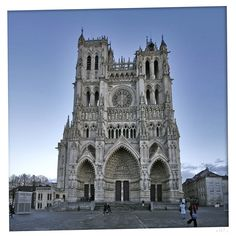 Amiens Cathedral - Sights