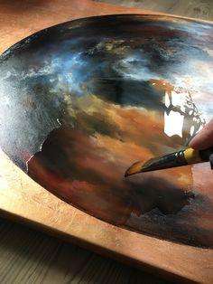 Origina painting by Dina Perejogina. Classical Art, Fine Art, The Originals, World, Animals, Painting, The World, Animales, Animaux