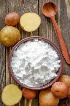 Mąka ziemniaczana - uroda - naturalny podkład, szampon, puder