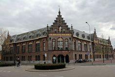 Kloosterplein Breda