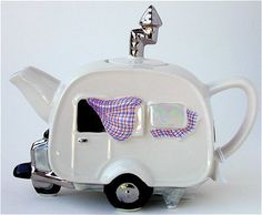 This is the most amazing teapot.