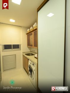 Área de Serviço Arch Interior, Interior Design Living Room, Laundry Decor, Laundry Room, Stacked Washer Dryer, Kitchen Design, Sweet Home, Eagle Nest, Kitchen Cabinets