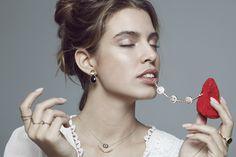 GOLD - #AddictedTo #Jewel #Jewelry #fashion #moda #estilo #fashionblogger #barcelona #inlove #tendencias #livestyle #style #blogger #new #jewellery #rings #bracelete #necklace