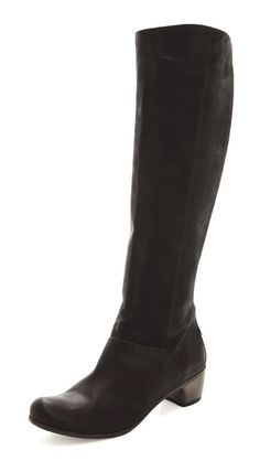 My favorite! Wear anywhere!!! Inspired by these, now to find something just as great at a kinder price!  Coclico Shoes Windy Knee High Boots