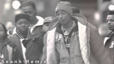 2Pac - Brendas Got a Baby (Seanh Remix) NEW 2014