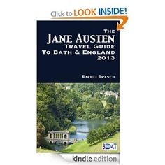 Free Kindle Book - The Jane Austen Travel Guide to Bath and England - www.freedigitalreads.com