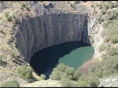 Kimberley Big Hole - South Africa
