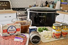 Make the Best Slow Cooker Keto Taco Soup Recipe in Your Crockpot Crockpot Recipes, Soup Recipes, Keto Recipes, Dinner Recipes, Cooking Recipes, Atkins Recipes, Dinner Ideas, Healthy Recipes, Recipes