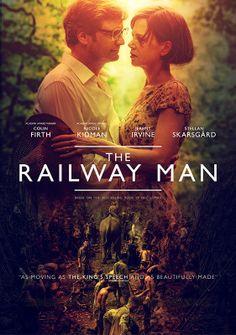 The Railway Man (unused designs) by Jeremy Saunders, via Behance...starts  Friday 4/11/14...love Nicole Kidman