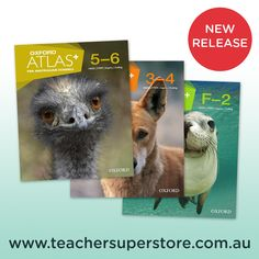Oxford Atlas for Australian Schools - Print Atlas. Fully updated and revised to meet Australian Curriculum outcomes. Available to purchase online and in store.