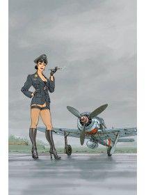 Romain HUGAULT - Comicstore: Librairie BD, Toiles, Originaux, Planches, Tee-shirts...