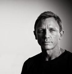 Daniel Craig by Michael Muller