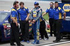 NASCAR notes: Chase Elliott three top-fives past four races head...