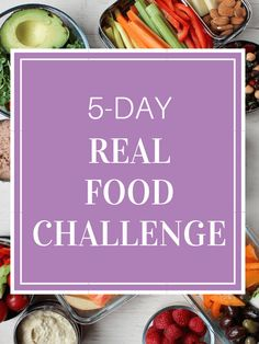 Join my FREE Real Food Challenge to get back basics, kick-start your eating habits and rediscover how fun and simple eating well can be! Goat Cheese Stuffed Chicken, Chicken Rice Soup, Real Food Recipes, Vegan Recipes, Soup Recipes, Salad Recipes, Diet Recipes, Cooking Recipes, Yummy Food