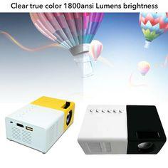 Salange YG300 LED Projector 19
