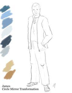 James Sketch