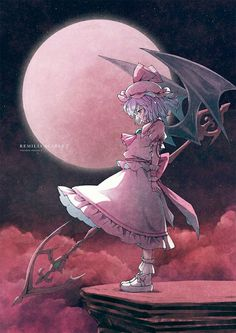 Touhou Anime, Art Drawings Sketches, Cute Art, Scarlet, Disney Characters, Fictional Characters, Weird, Wonders Of The World, Fantasy