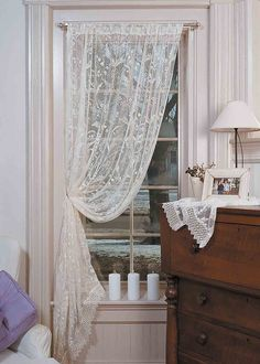 Lace Curtain from Heritage - Coventry