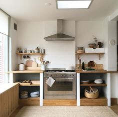 my scandinavian home: A Dutch Kitchen in neutral colours, infused with warmth and harmony