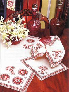 Embroidery, Cross Stitch: Polish Embroidery