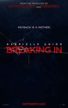 Watch!! Breaking In (2018) Movie Online Free