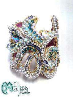 Deva  bracelet Eliana Maniero jewels 2014