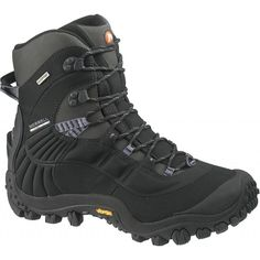 Merrell Womens Chameleon Thermo 8 Waterproof Black 6 BM *** Find out more about the great product at the image link. (This is an affiliate link) Waterproof Winter Boots, Waterproof Shoes, Nylons, Ski, Merrell Shoes, Snow Boots Women, Sport, Black Boots, Hiking Boots