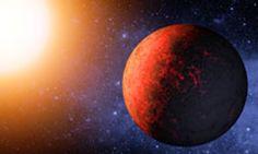 Exoplanet Kepler-20 e