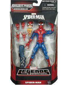 #Marvel #Legends #Hobgoblin #Series #Spiderman  #Hasbro #actionfigures #action #figures #figuras #ação #toys #quadrinhos #comics #PeterParker #MarvelLegends #MarvelUniverse #PizzaSpidey