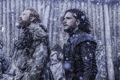 "Tormund & Jon | Game of Thrones, 5x08, ""Hardhome"""