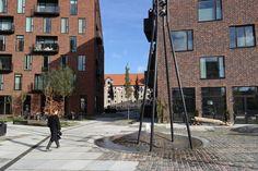 Fountain, Krøyers plads, Copenhagen, DK (COBE / GHB) - urban space archive