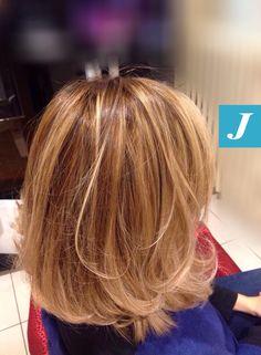 Snapped in salone! Sfumature bionde firmate Degradé Joelle. #cdj #degradejoelle #tagliopuntearia #degradé #welovecdj #igers #naturalshades #hair #hairstyle #hairstyles #haircolour #haircut #fashion #longhair #style #hairfashion